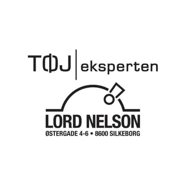Tøjeksperten Lord Nelson